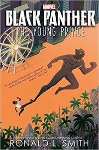black panther the young prince book cover