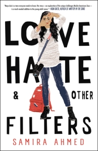 love hate and other filters book cover