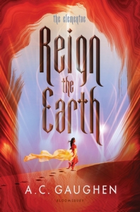 reign the earth book cover